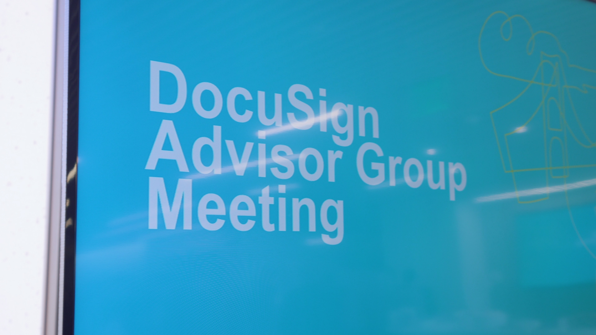DocuSign Advisory Board 2018